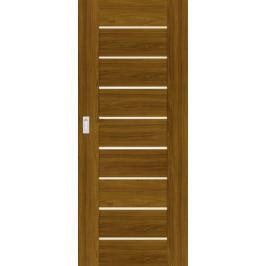 Interiérové dvere Naturel Perma posuvné 70 cm orech karamelový posuvné PERMAOK70PO