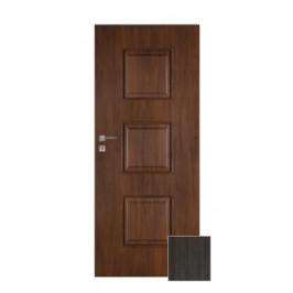 Interiérové dvere Naturel Kano pravé 80 cm brest antracit KANO10JA80P