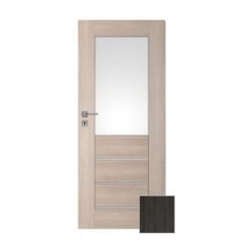 Interiérové dvere Naturel Perma ľavé 80 cm brest antracit PERMA2JA80L