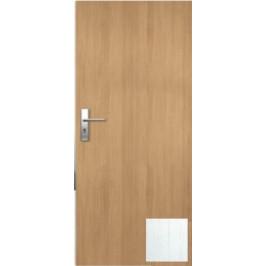 Vchodové dvere Naturel Entry ľavé 90 cm borovica biela ENTRYBB90L