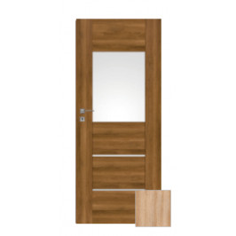 Interiérové dvere Naturel Aura ľavé 80 cm brest AURA2J80L
