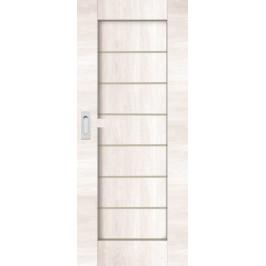 Interiérové dvere Naturel Perma posuvné 60 cm borovica biela posuvné PERMABB60PO