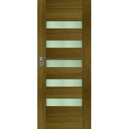 Interiérové dvere Naturel Accra pravé 80 cm dub ACCRADP80P