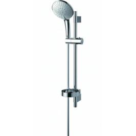 Sprchový set Ideal Standard Idealrain na stěnu s mydlovničkou chróm B9424AA