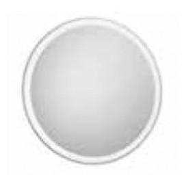 Zrkadlo s LED osvetlením Roca IRIDIA 100x100 cm chróm A812338000