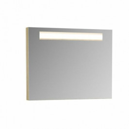Zrkadlo s osvetlením Ravak Classic 80x55 cm biela X000000940