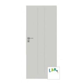 Interiérové dvere Naturel Latino pravé 80 cm biele LATINO3080P