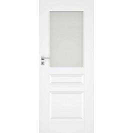 Interiérové dvere Naturel Nestra pravé 90 cm biele NESTRA690P