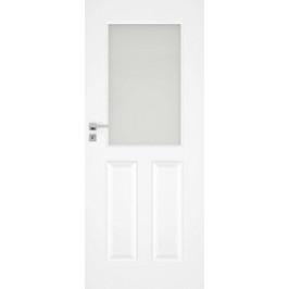 Interiérové dvere Naturel Nestra pravé 70 cm biele NESTRA270P