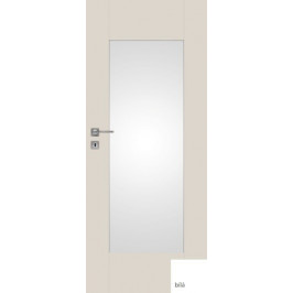 Interiérové dvere Naturel Evan pravé 60 cm biele EVAN360P