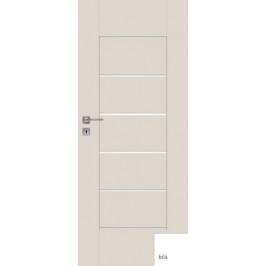 Interiérové dvere Naturel Evan pravé 60 cm biele EVAN60P