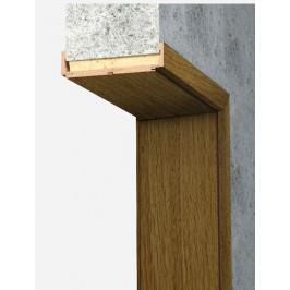 Obložková zárubňa Naturel 80 cm pre hrúbku steny 28-30 cm dub ľavá O7DP80L