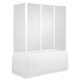 Vaňová zástena Teiko VZP 135x180 cm biela VZV24015100