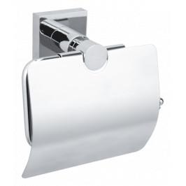 Držiak toaletného papiera Tesa Hukk chróm HUK25