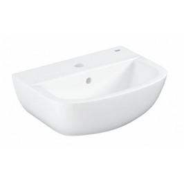 Umývadielko Grohe Bau Ceramic 45,3x35,4 cm alpská biela otvor pre batériu uprostred 39424000