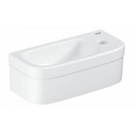 Umývadielko Grohe Euro Ceramic 37x18 cm alpská biela otvor pre batériu vpravo 39327000