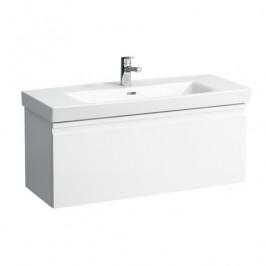 Kúpeľňová skrinka pod umývadlo Laufen Pro Nordic 97x45x37,2 cm biela 8315.8.095.463.1