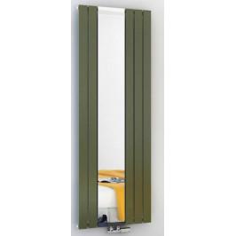 Radiátor pre ústredné vykurovanie Isan Collom Mirror 180x60 cm antracit DCMM18000602A