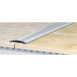 Lišta prechodová nerez samolepiaci kartáčovaná, dĺžka 270 cm, šírka 40 mm, LPS4NRZK270