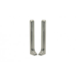 Koncovka k soklu nerez mat silver, výška 60 mm, TPZCTACS605