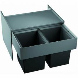 odpadkový kôš Blanco Select Compact 60/2 2x17l