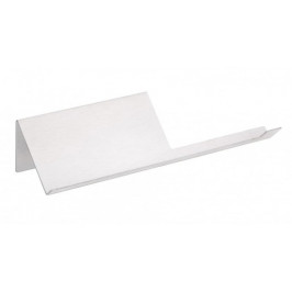 Držiak toaletného papiera Bemeta Niva s držákemšírka 27 cm brúsená nerez 101104015