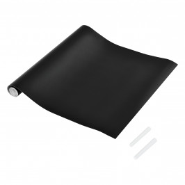 Tabuľová fólia - 43x300cm - čierna