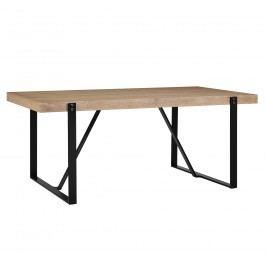 Elegantný jedálenský stôl - 183 x 104 cm - svetlý dub