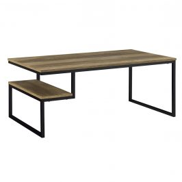 Konferenčný stolík - 110 x 60 x 45 cm - imitácia dreva