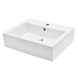 Umývadlo - biele -  57 x 44 x 15 cm