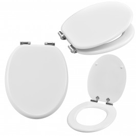 Záchodová doska - biela