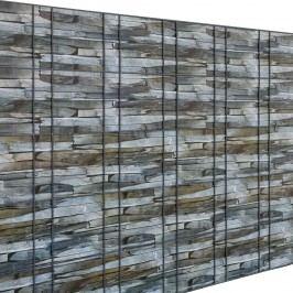 Clona - 35 m x 19 cm - hnedá