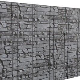 Clona - 35 m x 19 cm - sivá