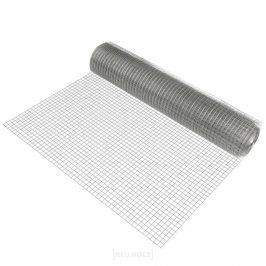 Drôtené pletivo 100 cm x 25 m - šedé