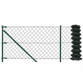 Drôtený plot - kompletná sada - 15 x 0,8m