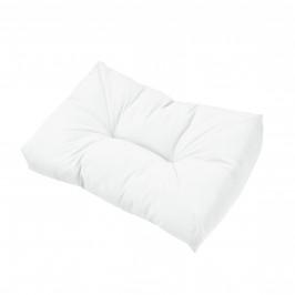 Opierkové vankúše pre paletový nábytok biela