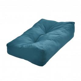 Paletový nábytok - vankúšová sada - tyrkysová