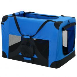 Taška na prepravu zvierat - L - parížská modrá