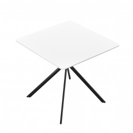 [en.casa]® Jedálenský stolík HTAT-9208