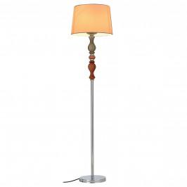 [lux.pro]® Elegantná stojaca lampa - Landlord 1 x E 27 - 60W - biela
