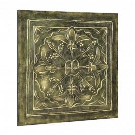 [art.work] Dizajnový obraz na stenu - antický vzor - zarámovaný - 80x80x2,8 cm