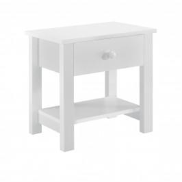 [en.casa]® Nočný stolík AASB-7001
