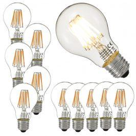 [lux.pro]® LED žiarovka Filament 10x HTLD4109