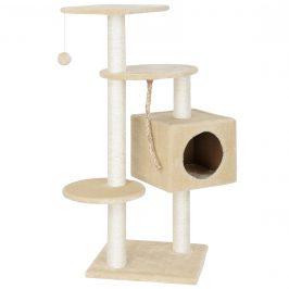 [en.casa]® Škrabací strom pre mačky HTCT-3900