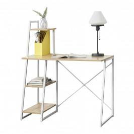 [en.casa] Písací stôl 'Aalborg' ABOT-1019