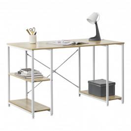 [en.casa] Písací stôl 'Aarhus' ABOT-1015 - 120 x 60 cm