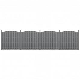 [neu.holz] Panel plotu 4 x AAWP-9911