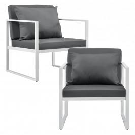 [casa.pro]® Záhradné stoličky AASS-3001