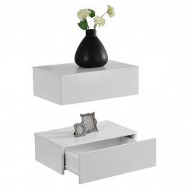 [en.casa] Nočný stolík 2 x AANK-2505