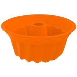 Forma silikón BÁBOVKA 23,5 cm oranžová
